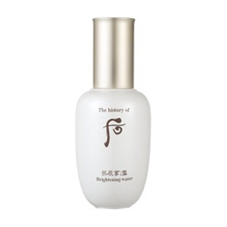 雪白柔妍露 WHOO Seol Brightening Water