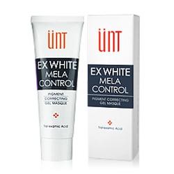 UNT 面膜系列-傳明酸煥白凍膜 Ex White Mela Control