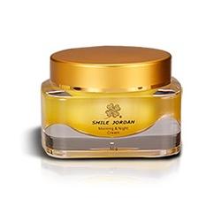 SMILE JORDAN 思奈兒佐丹 乳霜-六胜肽緊實活膚滋養霜 Argireline Skin Compact Revitalizing Morning & Night Cream