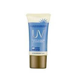 MOMUS 防曬‧隔離-陶瓷光全護美白防曬乳(SPF-37 . UVA★★★★) T-White Advanced UV Sunscreen (SPF-37 . UVA★★★★)