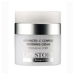 Lab Story 乳霜-嫩白修護霜 Advancd-C Complex Whitening Cream