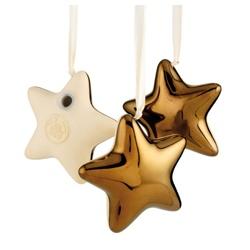 室內‧衣物香氛產品-聖誕星星薰香陶瓶
