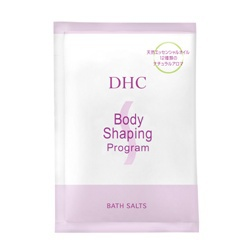 循環淨化沐浴鹽 DHC Body Shaping Program Bath Salts