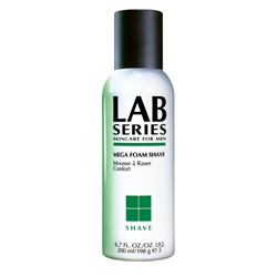 豐潤刮鬍泡 LAB SERIES MEGA FOAM SHAVE