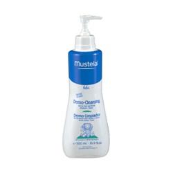 Mustela 慕之恬廊 嬰幼兒清潔保養系列-多慕雙潔乳 Dermo-Cleansing