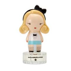Harajuku Lovers 原宿娃娃 Gwen Stefani-原宿娃娃公仔香水-小關(G) Harajuku Lovers - G