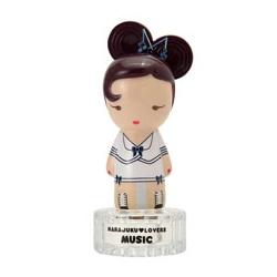 Harajuku Lovers 原宿娃娃 Gwen Stefani-原宿娃娃公仔香水-小音(Music) Harajuku Lovers - Music