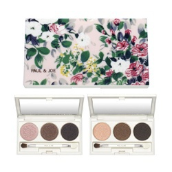 花漾幸福限量眼彩盤 PAUL & JOE EYE COLOR PALETTE CS