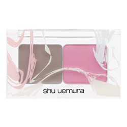 shu uemura 植村秀 頰彩‧修容-綺光遐想頰彩盤 09SS Silhouette Defining Colors