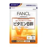 維他命B群錠狀食品 FANCL VITAMIN B COMPLEX