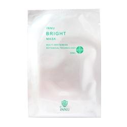 INNU 臉部保養-亮白多酚面膜 INNU BRIGHT MASK