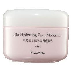 heme 玫瑰超水感系列-玫瑰超水感特效保濕凝乳 24hr Hydrating Face Moisturizer