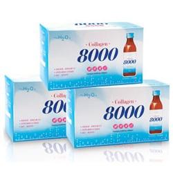 膠原蛋白美肌飲品 Collagen 8000