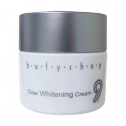 butyshop 乳霜-晶透美白霜 Clear Whitening Cream