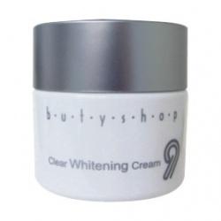 晶透美白霜 Clear Whitening Cream