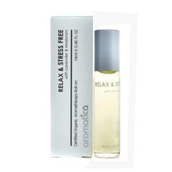 aromatica 身體精油系列-舒壓助眠滾珠精油棒 Relax & Stress Free with Lavender & Marjoram