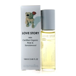 愛的故事滾珠精油棒 Love Story with Rose & Sandalwood