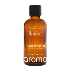 aromatica 身體保養-有機杏桃仁油 Organic Apricot Kernel Oil