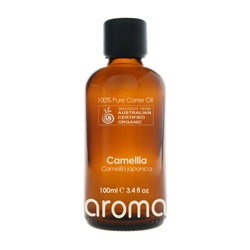 有機山茶花油 Organic Camellia Oil