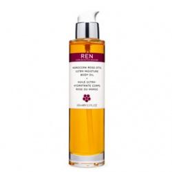 REN 身體保養-摩洛哥玫瑰身體潤膚油 Moroccan Rose Otto Ultra Nourishing Body Oil