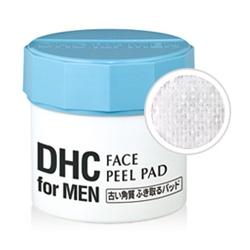 DHC 臉部去角質-去角質亮膚棉 DHC for MEN Face Peel Pad