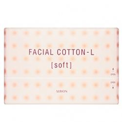 ALBION 艾倫比亞 其他-按摩化妝棉 Facial Cotton
