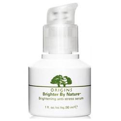 ORIGINS 品木宣言 精華‧原液-渾然天澄亮白精華液 Brighter By Nature TM Brightening anti-stress Serum