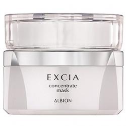 ALBION 艾倫比亞 保養面膜-妃思雅光燦恆妍修護面膜 EXCIA AL Concentrate Mask