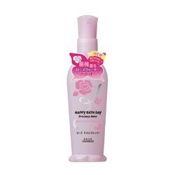 薔薇花蜜菁華保濕露 Happy Bath Day Precious Rose RoseEssence Shower