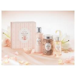 JILL STUART 吉麗絲朵 身體保養-花漾香氛沐浴保養禮盒