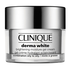 CLINIQUE 倩碧 乳液-肌本透白喚白保濕凝乳 Derma White Brightening Moisture Gel Cream