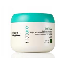 L`OREAL PROFESSIONNEL 萊雅專業沙龍美髮 Série Nature 植萃洗護系列-綠果油直順髮膜
