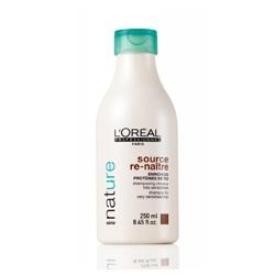 L`OREAL PROFESSIONNEL 萊雅專業沙龍美髮 Série Nature 植萃洗護系列-米精華滋養洗髮乳