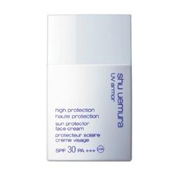 極限UV防護乳SPF 30‧PA+++ UV armor Sun Protector Face Cream SPF30 PA+++