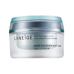 黃金亮白修復晚霜 White Plus Renew Night Cream