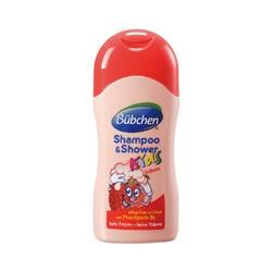 草莓精華複方洗髮沐浴乳 Shampoo & Shower Erdbeere