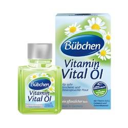 亮采維他命按摩精油 Vitamin Vital Öl