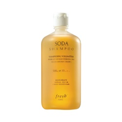 Fresh 洗髮-小蘇打洗髮精 Sada Shampoo