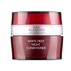 深層美白凝凍(保濕型) BLANCHIR SUPERIOR White Deep Nihgt Conditioner