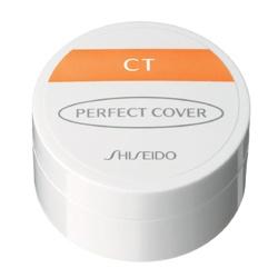 SHISEIDO 資生堂-專櫃 Perfect Cover 完美無痕肌粉底-完美無痕肌粉底 CT