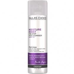 Paula`s Choice 寶拉珍選 臉部卸妝-溫和雙效淨膚乳 Moisture Boost One Step Face Cleanser