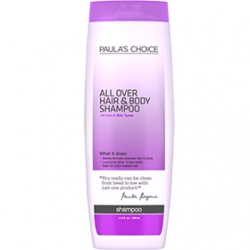 Paula`s Choice 寶拉珍選 洗髮-全身沐浴洗髮精 All Over Hair & Body Shampoo
