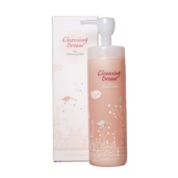 夢遊仙境溫和卸妝乳 Cleansing Dream Mild Cleansing Milk