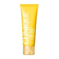 CLINIQUE 倩碧 防曬‧隔離-全陽臉部乳 SPF30 SPF30 Face Cream