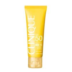 CLINIQUE 倩碧 防曬‧隔離-全陽臉部乳SPF50 SPF50 Face Cream