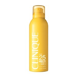 全陽身體噴霧SPF25 SPF25 Body Spray