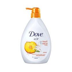 Dove 多芬 身體清潔系列-輕躍水嫩沐浴乳