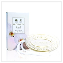 Bronnley 御香坊 蘭花花香系列-蘭花附繩皂 Soap of Orchid