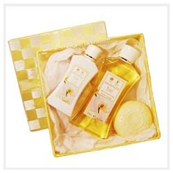蘭花編織禮盒