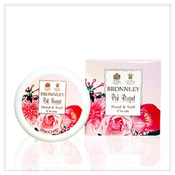 Bronnley 御香坊 玫瑰花香系列-玫瑰護手指甲霜 Hand & Nail Cream of Pink Bouquet